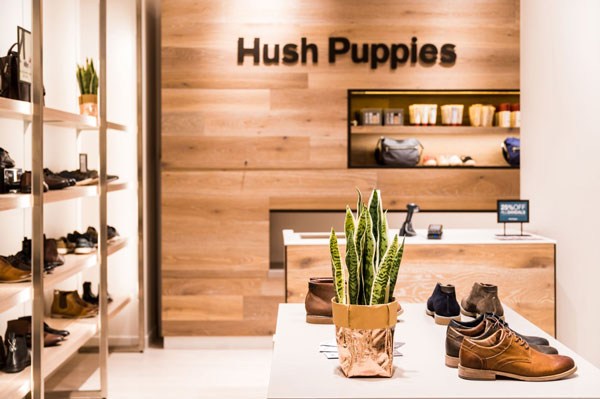SMLXL PROJECTS Hush Puppies
